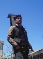Desde una ciudad deshabitada: Alejandro Concha M.