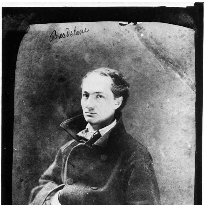 Charles Baudelaire | Lamentación de unÍcaro